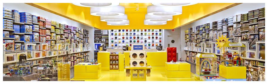 Лего магазин