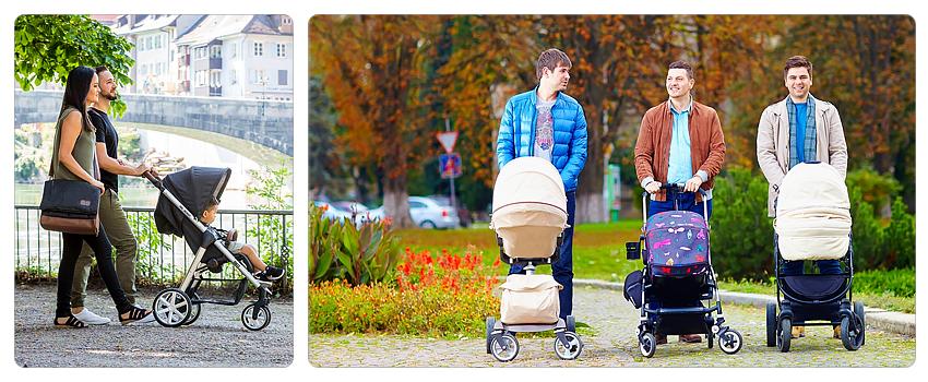 комфорт - важный фактор при выборе прогулочной коляски