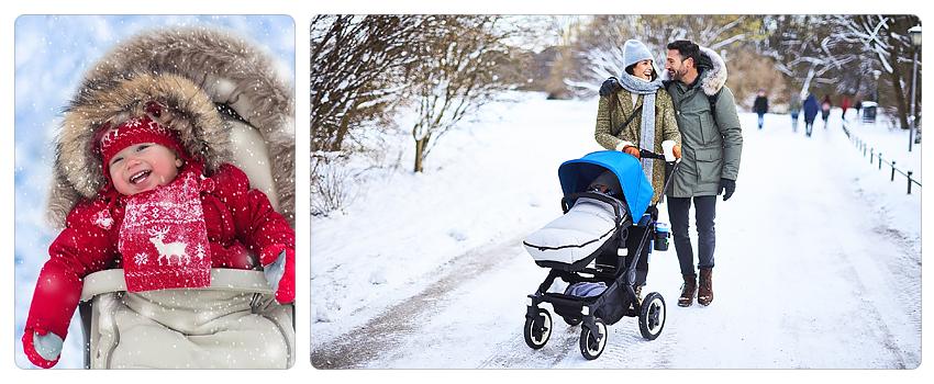 как выбрать зимнюю прогулочную коляску