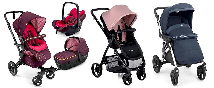 модульные коляски - высокая проходимость и комфорт для ребенка