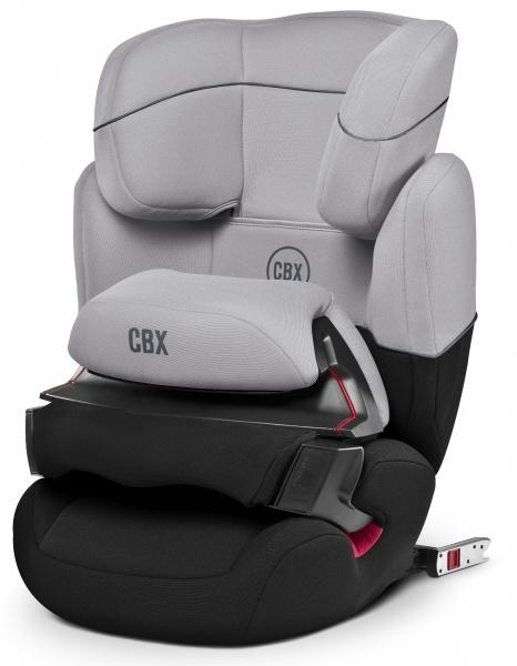 Автокресло Cybex Isis-Fix Grey Rabbit
