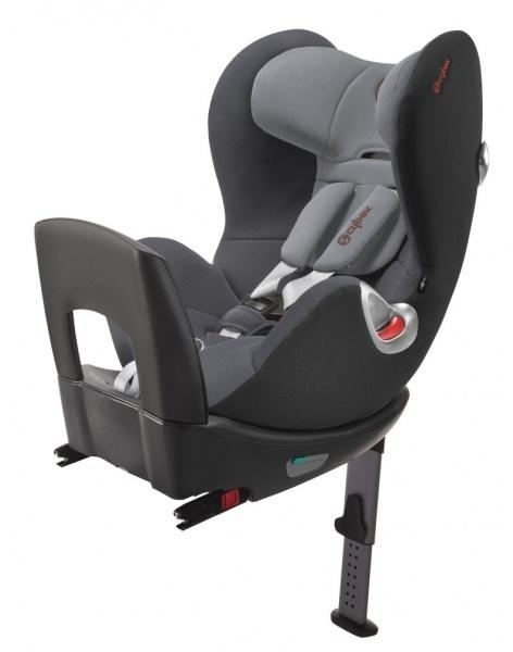 Автокресло Cybex Sirona PLUS Rocky Mountains
