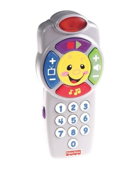 Умный пульт Fisher-Price (русский) (архив)