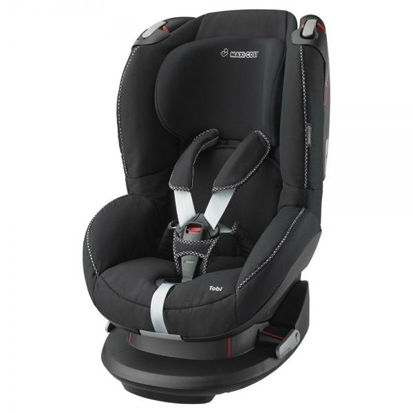 Автокресло Maxi-Cosi Tobi Digital Black, черный