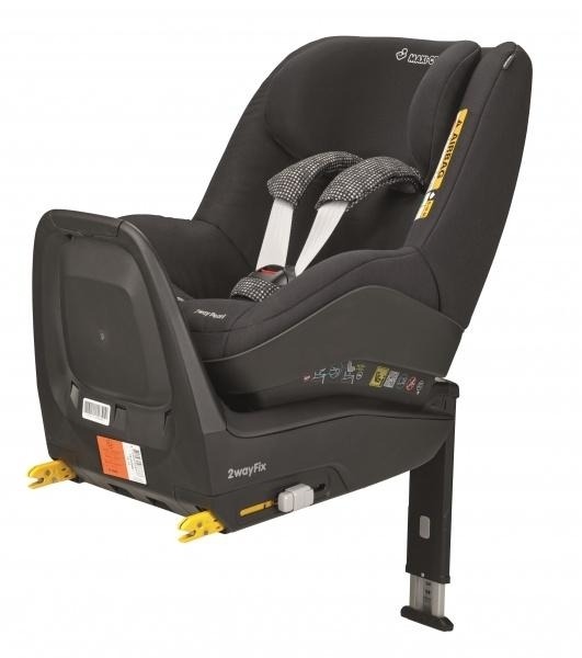 Автокресло Maxi-Cosi 2wayPearl Digital Black, черный