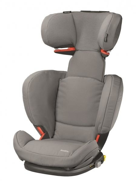 Автокресло Maxi-Cosi RodiFix Concrete Grey, серый