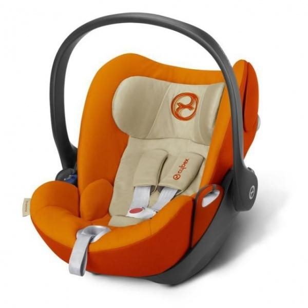 Автокресло Cybex Cloud Q Autumn Gold