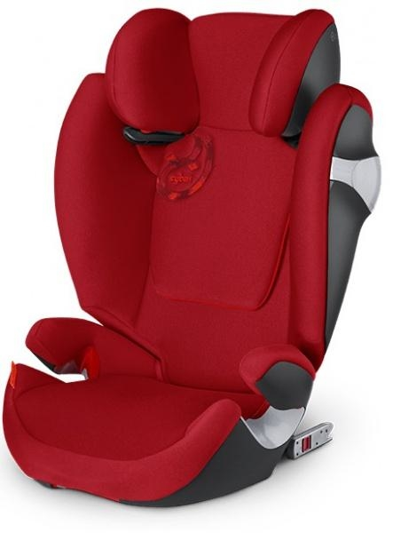 Автокресло Cybex Solution M-Fix Hot & Spicy