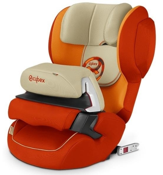 Автокресло Cybex Juno 2-Fix Autumn Gold