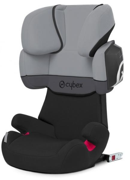 Автокресло Cybex Solution X2-Fix Cobblestone