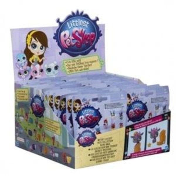 Фигурка Hasbro Littlest Pet Shop, в ассортименте (A8240EU4)