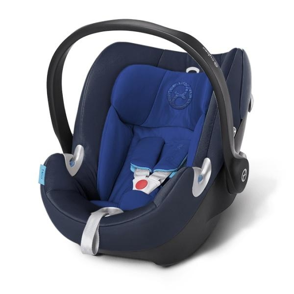 Автокресло Cybex Aton Q Royal Blue
