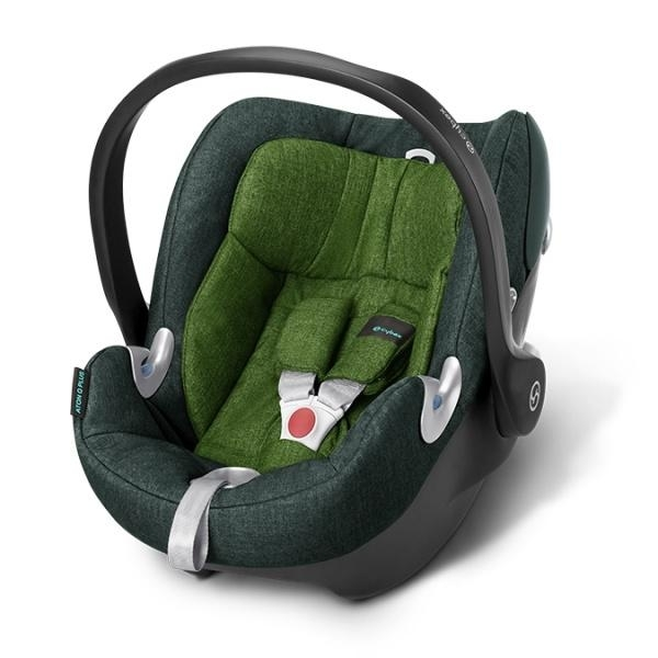 Автокресло Cybex Aton Q Plus Hawaii Denim