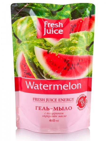 Гель-мыло Fresh Juice Watermelon, 460 мл