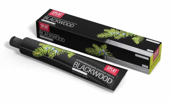 Зубная паста Special Splat Черное дерево, 75 мл