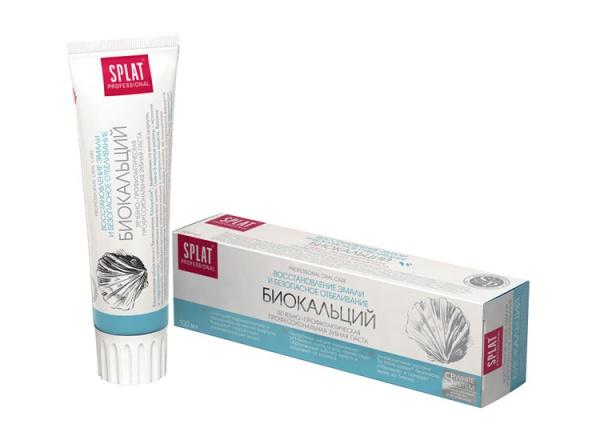 Зубная паста Professional Splat Biocalcium/Биокальций, 100 мл
