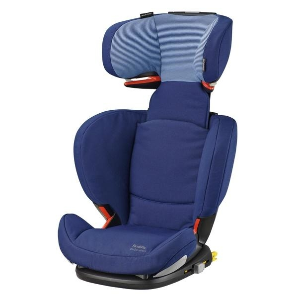 Автокресло Maxi-Cosi RodiFix AP River Blue, синий