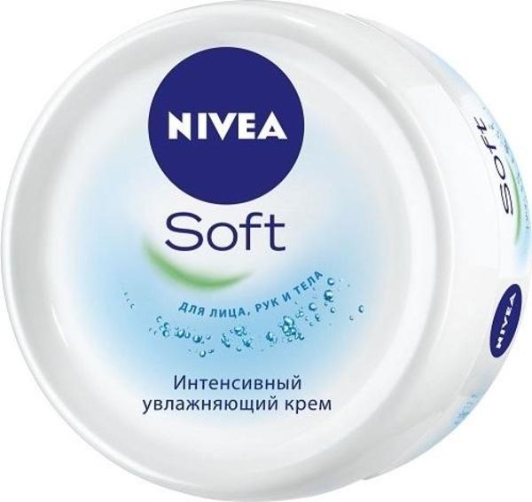 Крем Nivea Soft Интенсивный увлажняющий, 100 мл