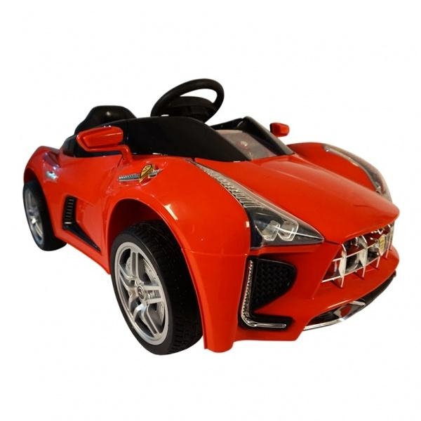 Электромобиль BabyHit Sport-Car Red, красный