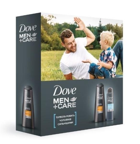 Подарочный набор Dove Men + care Чистота и комфорт