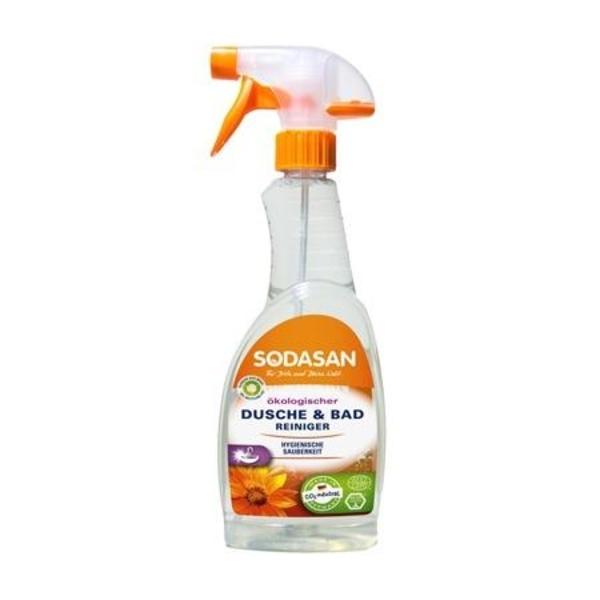 Очищающее средство для ванной комнаты Sodasan, 500 мл