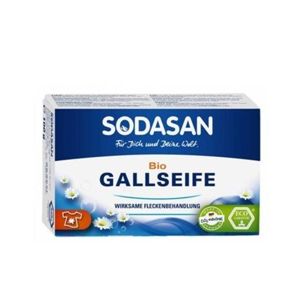 Органическое мыло для удаления пятен Sodasan Spot Remover, 100 г