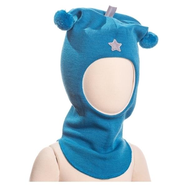 0e96db70655347 Шапка-шлем Kivat Joker Звезда, р.1, бирюзовый (504-64) | Купить в ...