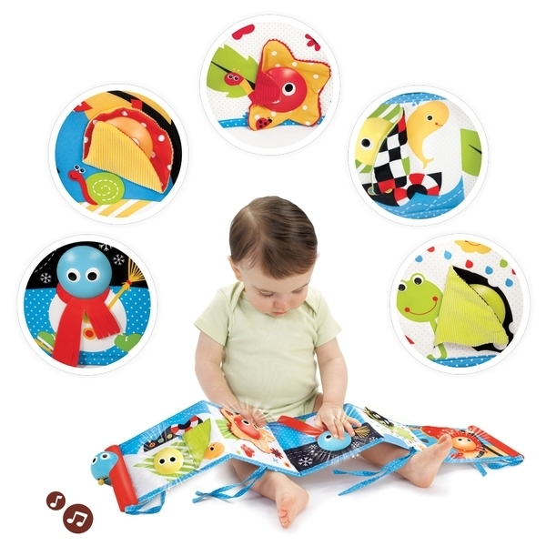 Музыкальные игрушки на коляску в интернет-магазине Pampik - фото
