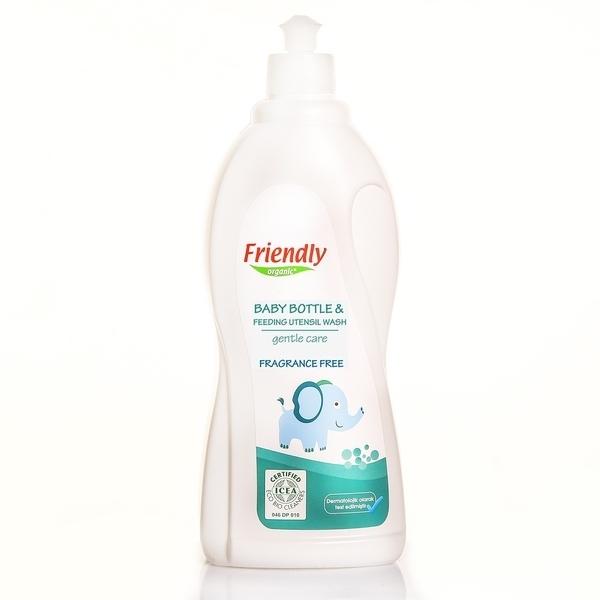 Средство для мытья посуды Friendly Organic, 750 мл