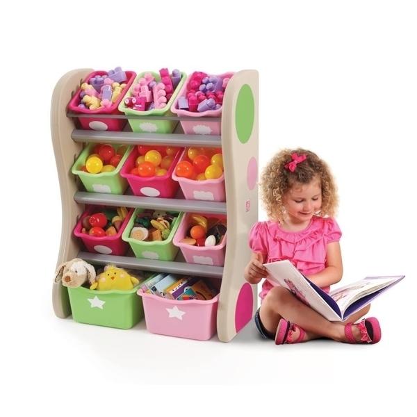 Ящики и органайзеры для игрушек в интернет-магазине Pampik - фото