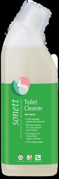 Органическое очищающее средство для туалета Sonett Мята и Мирт, 750 мл