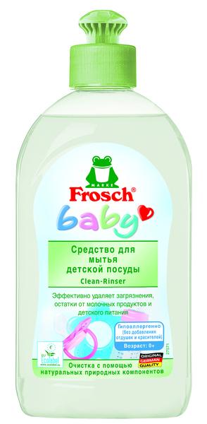 Средство для мытья детской посуды Frosch Baby, 500 мл
