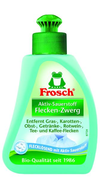 Пятновыводитель Frosch Активный кислород, 75 мл