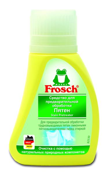 Пятновыводитель Frosch, для текстиля, 75 мл