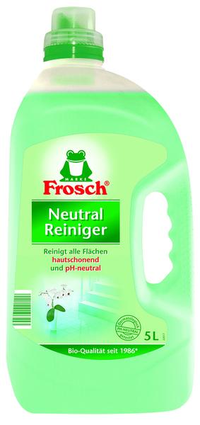 Универсальное чистящее средство Frosch, 5 л