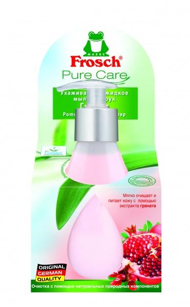 Жидкое мыло Frosch Гранат, 300 мл
