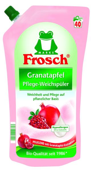 Ополаскиватель для белья Frosch Гранат, 1 л