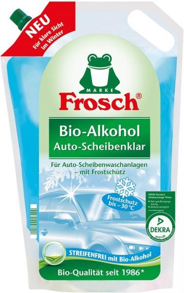 Омыватель стекла Frosch Bio-Alkohol, 1,8 л
