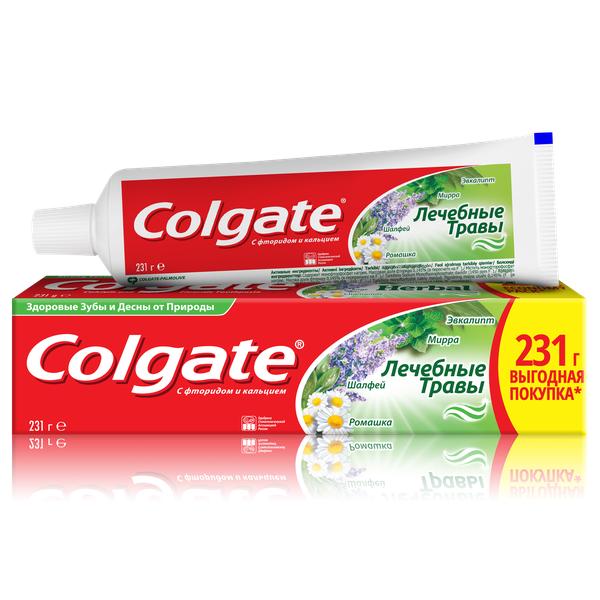 Зубная паста Colgate Целебные травы, 150 мл