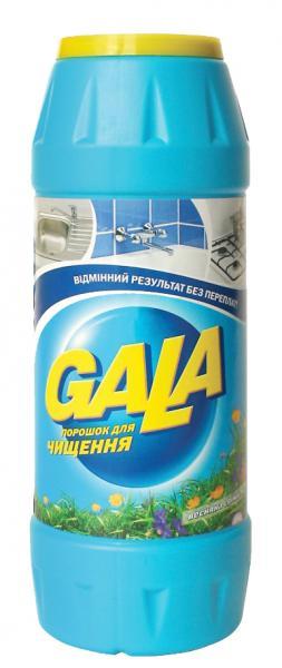 Универсальный порошок для чистки Gala Весенняя Свежесть, 500 г