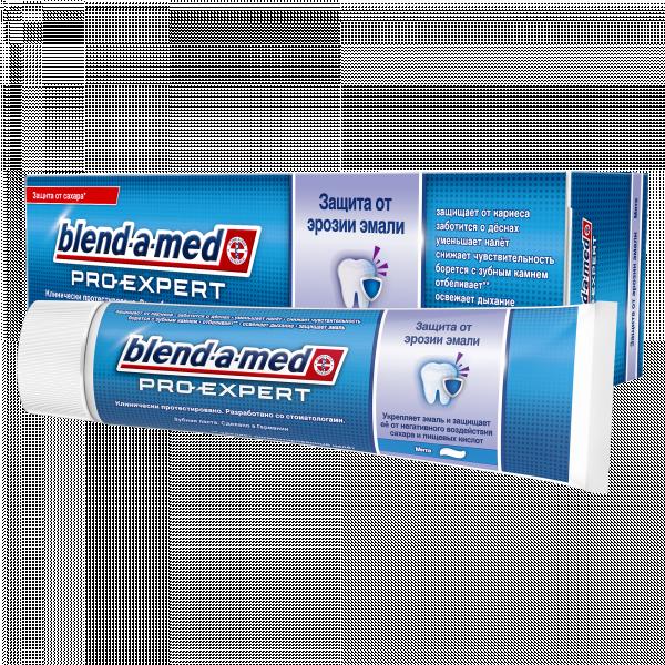 Зубная паста Blend-a-med Enamel Erosion, 100 мл