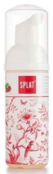 Очищающая пенка Splat Oral Care Foam 2 в 1 Малина, 50 мл