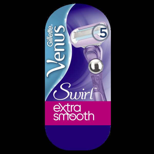 Бритвенный станок Venus Swirl с одной сменной кассетой