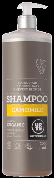 Органический шампунь Urtekram Ромашка, для светлых волос, 1 л