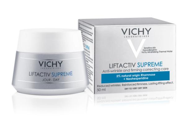 Крем против морщин Vichy Liftactiv Supreme, для сухой кожи, 50 мл