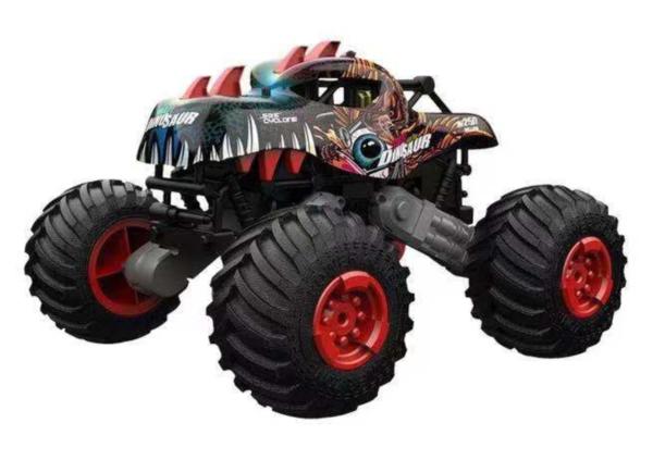 Автомобиль на радиоуправлении Crazon Динозавр 1:16, красный (333-DJ19161)