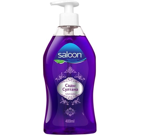 Жидкое мыло Saloon Сады Султана, 400 мл