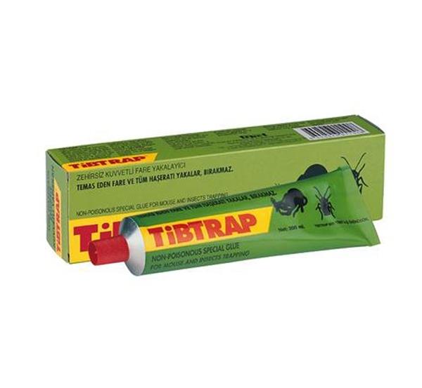 Клей от грызунов и насекомых Tibtrap, 150 мл