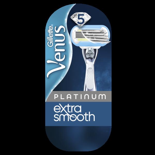 Бритвенный станок Venus Platinum Extra Smooth