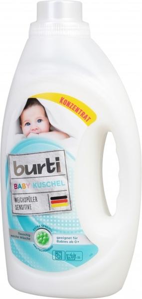 Кондиционер для детского белья Burti Baby, 1,45 л